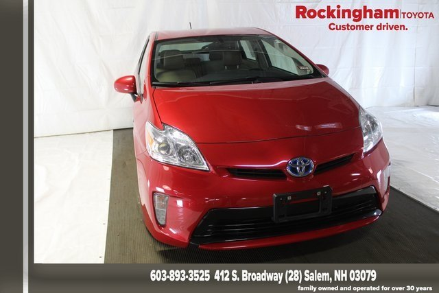 Certified Pre-Owned 2013 Toyota Prius Four