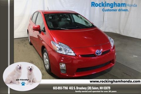 Certified Pre-Owned 2010 Toyota Prius III
